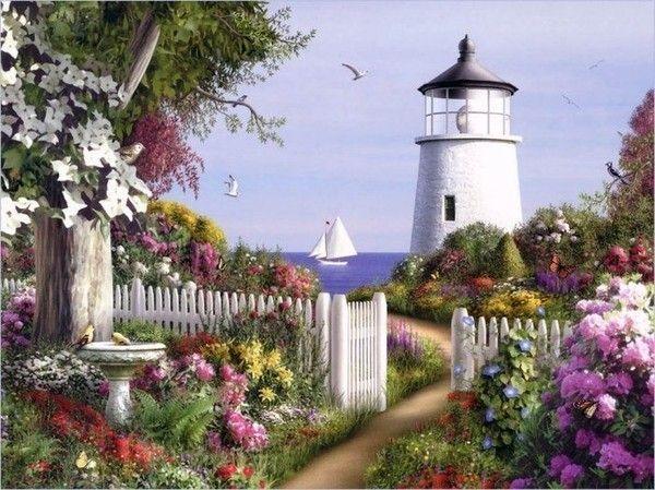 Images de maisons et jardins fleuris page 2 - Abonnement maison et jardin ...